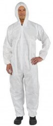 4 x Clean Room Body Suit