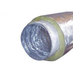 Acoustic Ducting 100mm