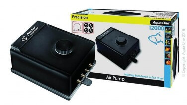 12000 Aqua Precision Air Pump