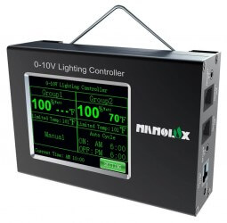 Nanolux Lighting Controller