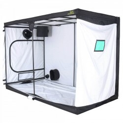 Jungle Room Tent White 300x150x200